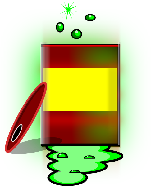 Chemical clipart harmful chemical. Free toxic chemicals