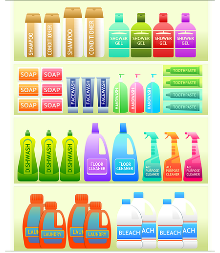 Chemicals clipart household product. Toxic products causing adhd