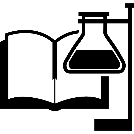 Chemistry clip book. Education class tools test