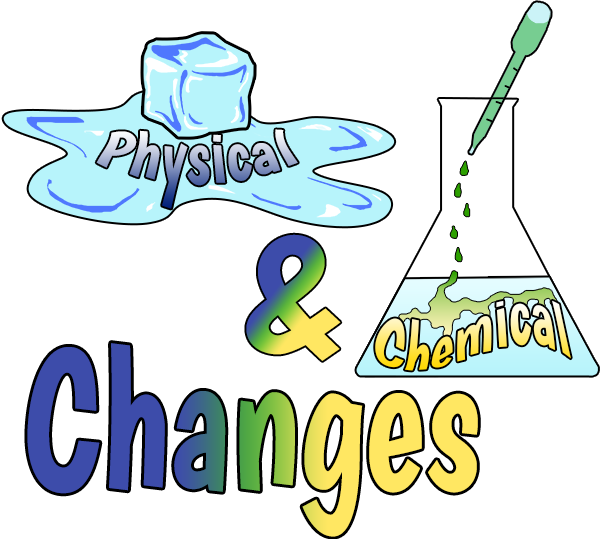 Chemistry clip chemical property. Physical change