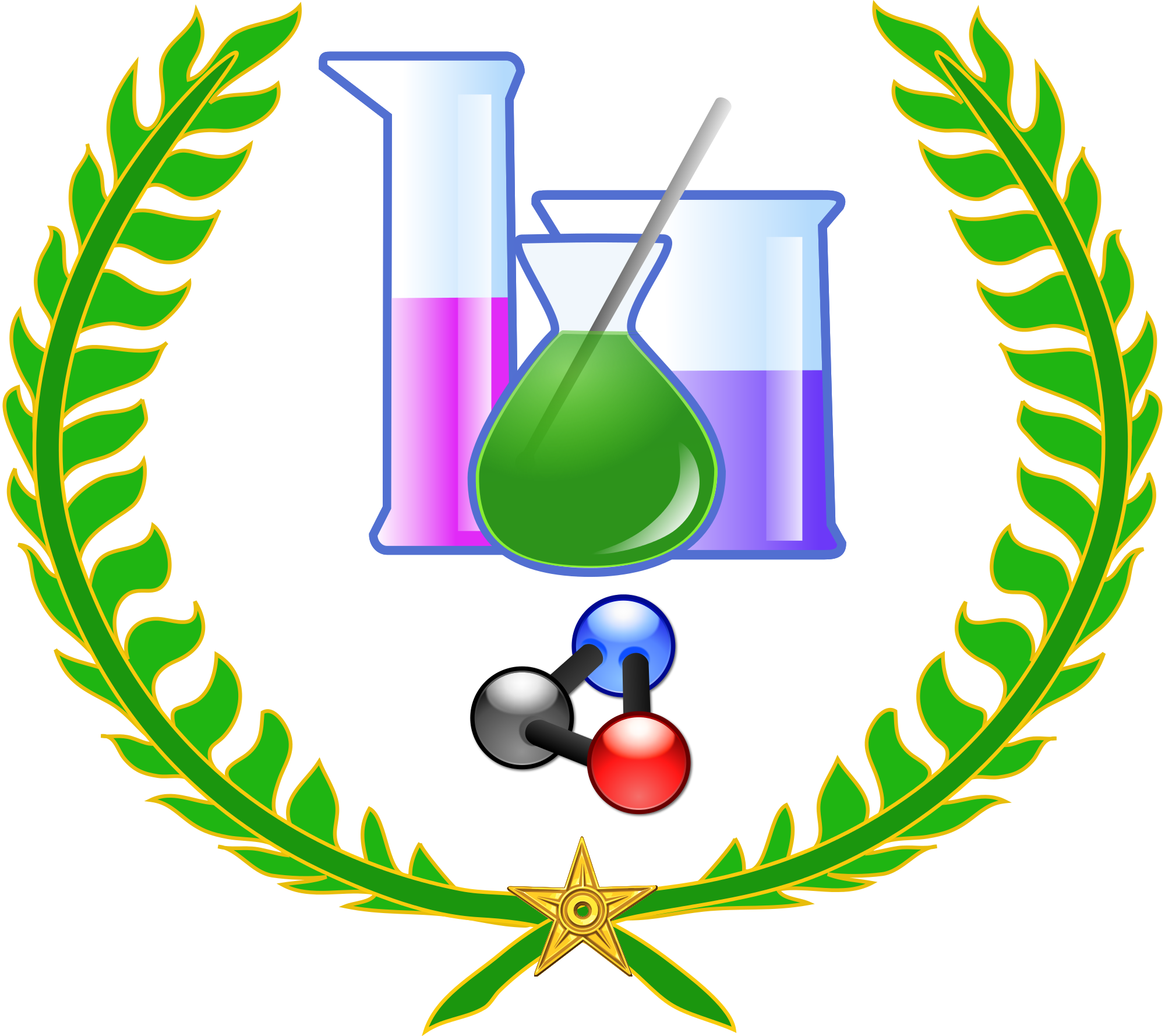 Chemistry clip chimie. File wikilaurier png wikimedia