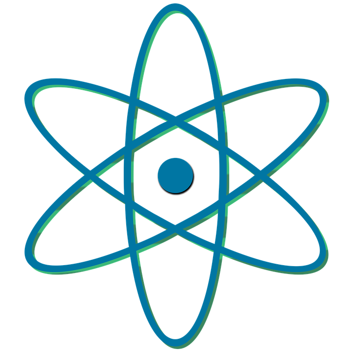 Transparent science symbol. Collection of free energies