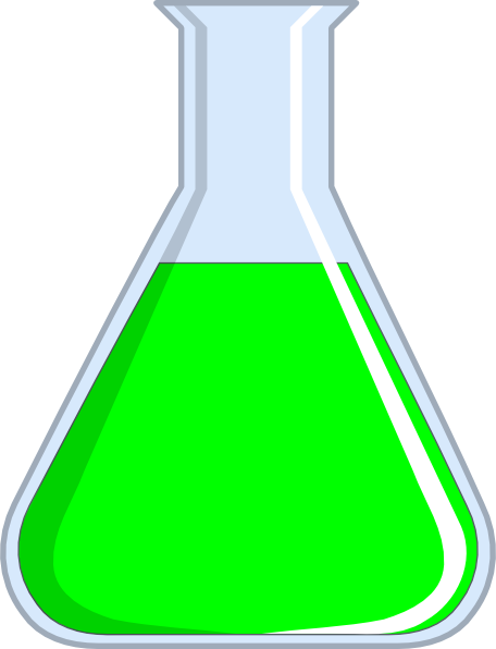 Chemistry clipart. Science free image of