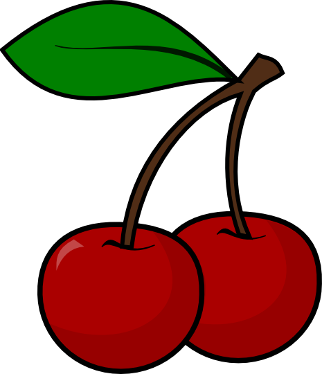 Cherries clipart. Free pictures of download