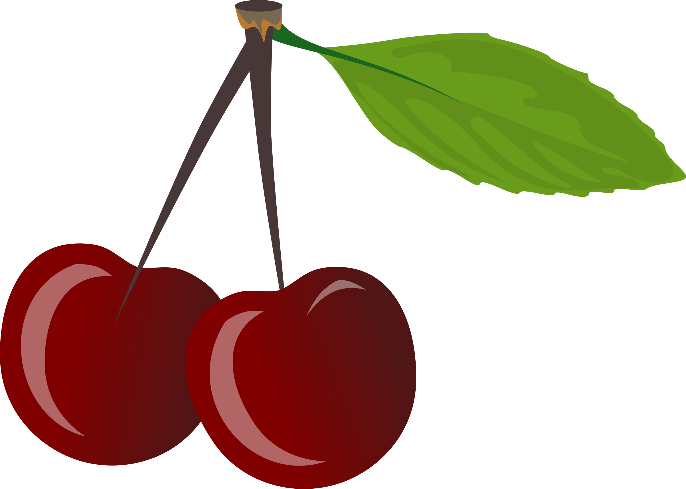 Cherry clipart png. Cherries big image