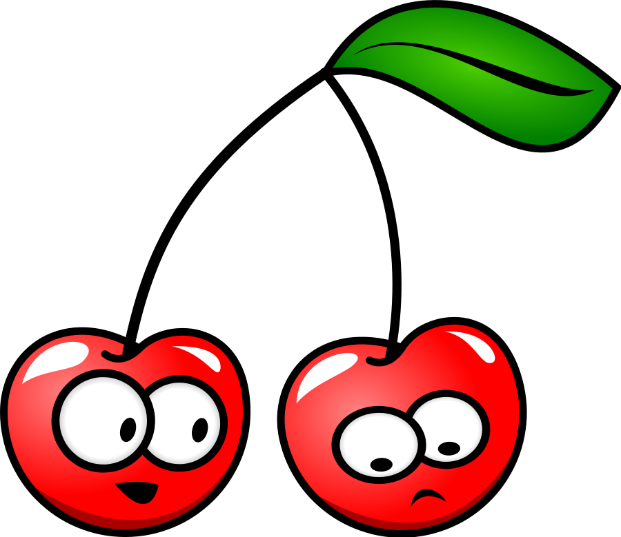 Cherries clipart cherrie. Free cliparts download clip