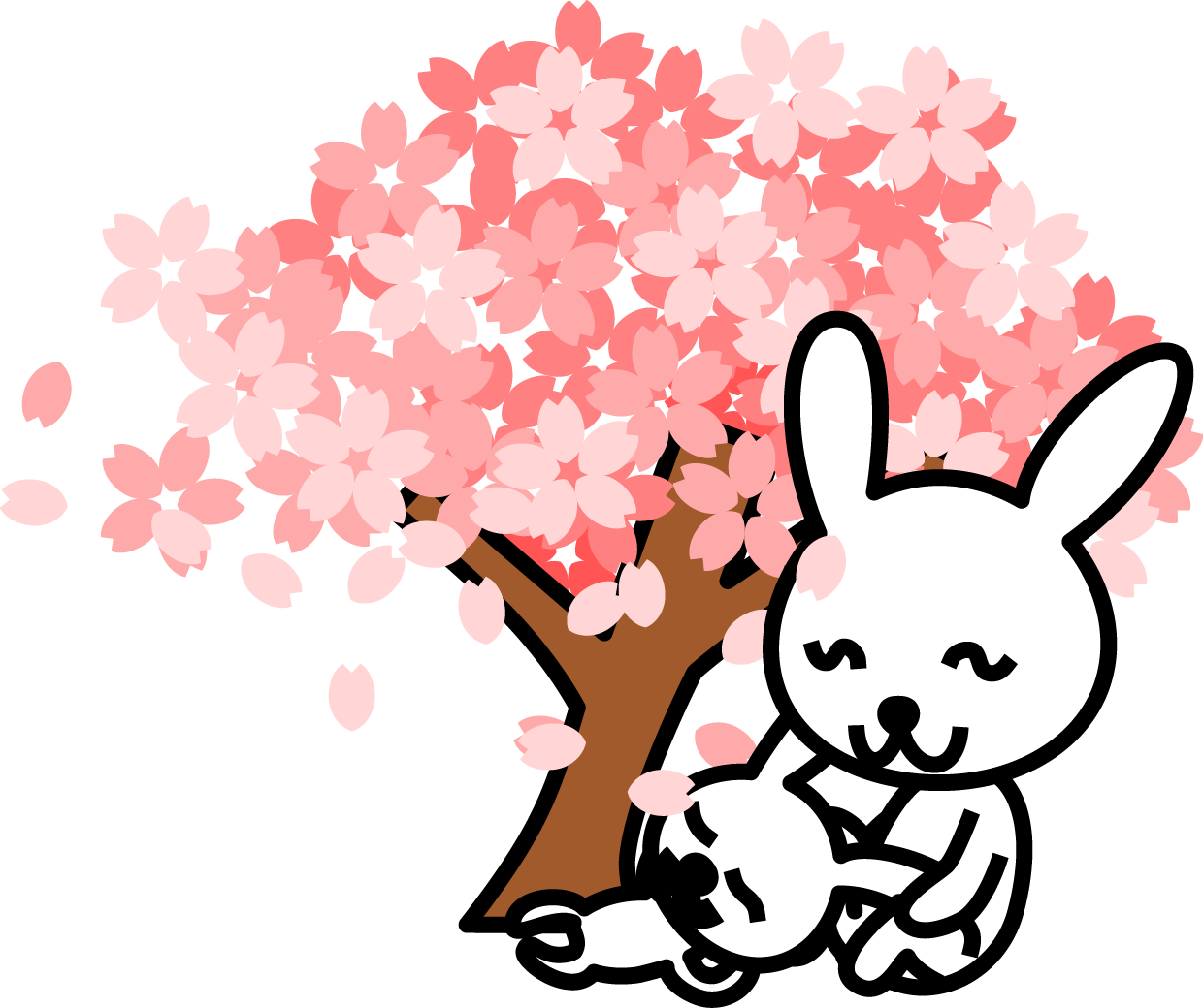 Cherry blossom vector png. Clipart at getdrawings com