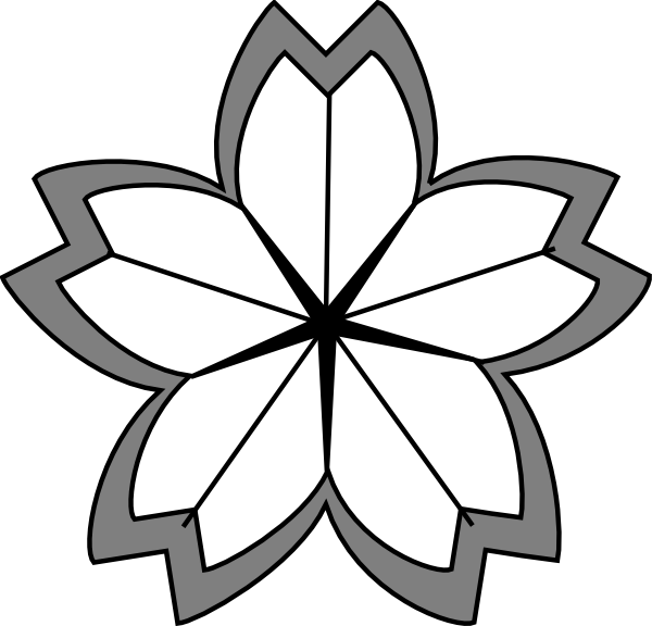 Cherry blossom vector png. Crest clip art at