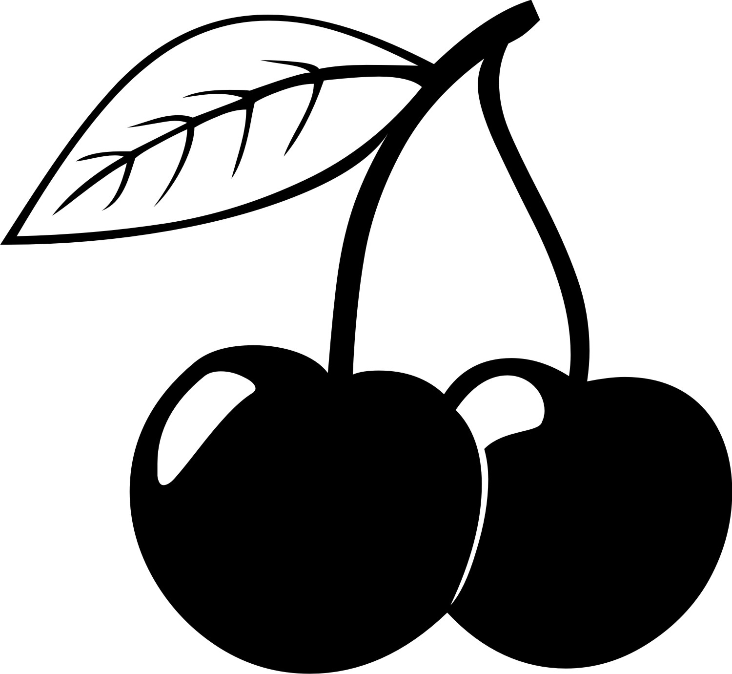 Cherry clipart clip art. New collection digital m