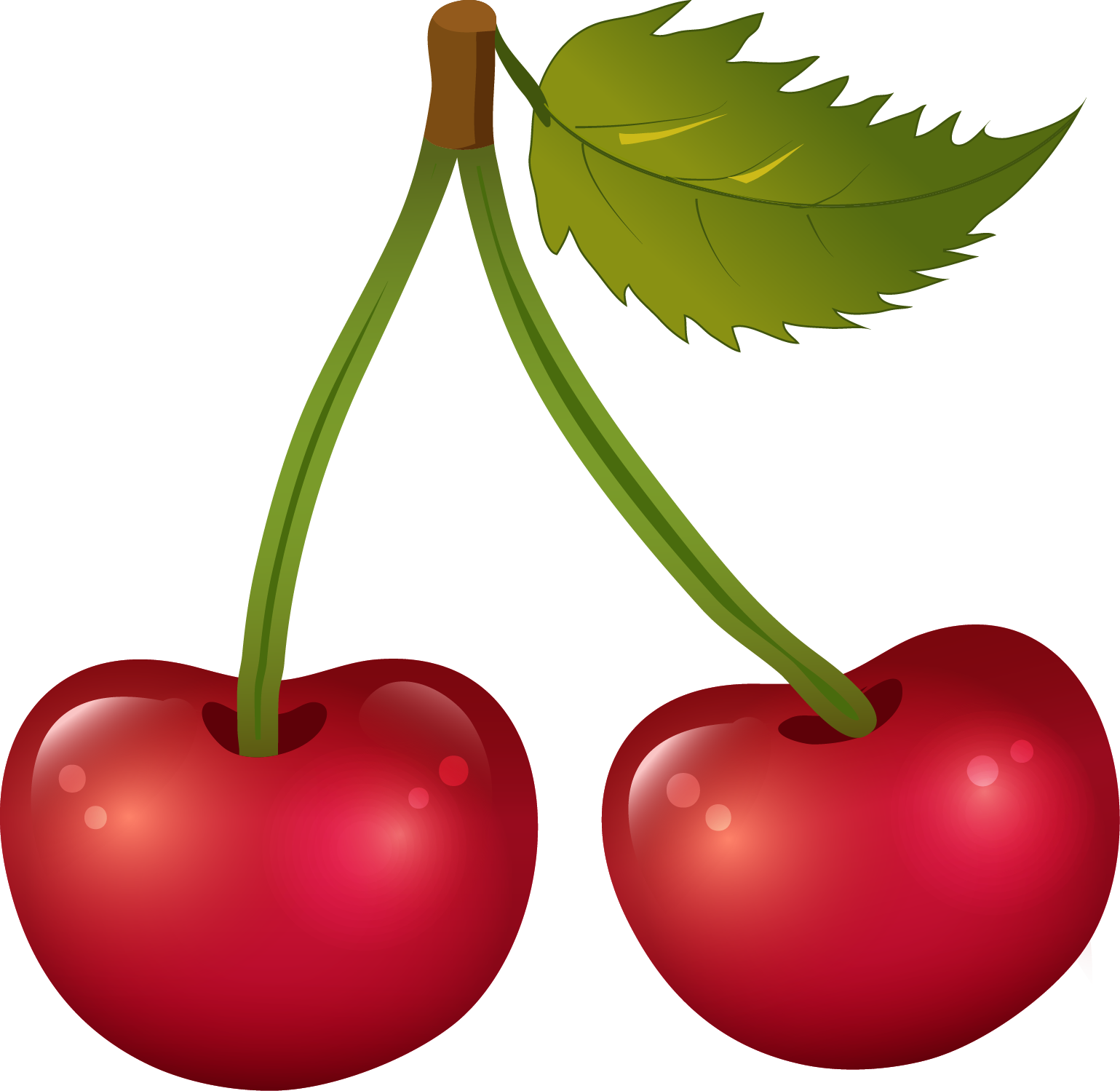 Cherry clipart png. Transparent free images only