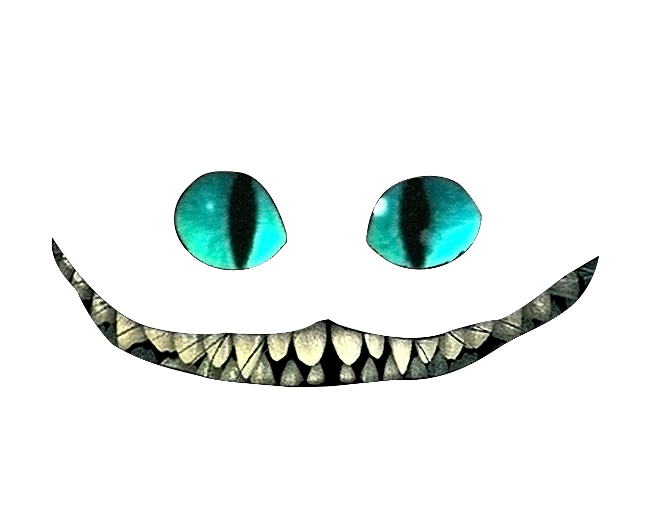 Cheshire cat smile png. Transparent hd photo mart