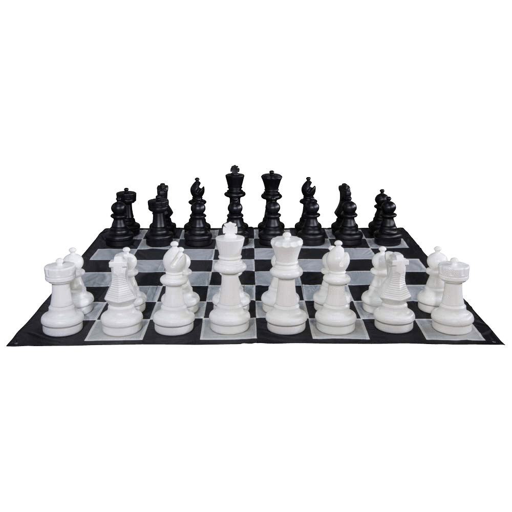 Chess clipart carrom board game. Plastic set with king