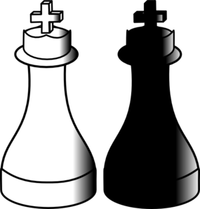 Chess clipart chess coin. Pieces clip art at