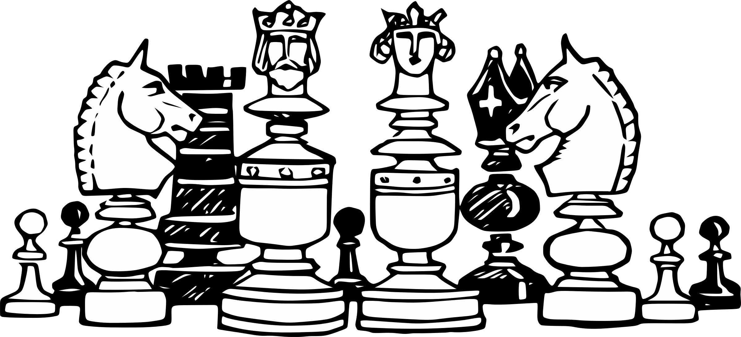 Chess clipart chess piece. Pieces illustration icons png