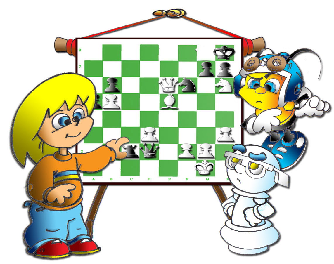 Chess clipart kid chess. Benefits in all areas