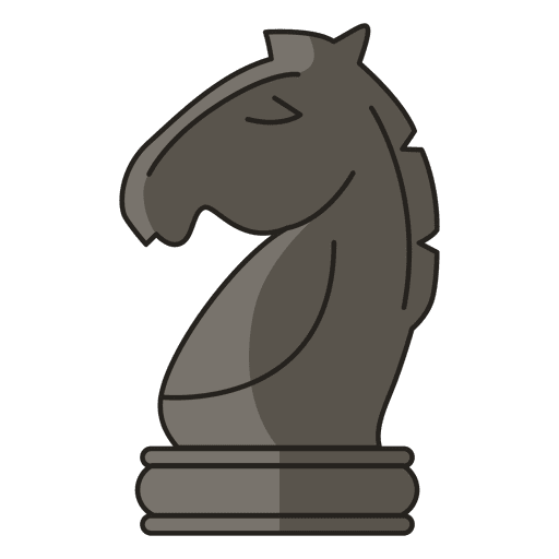 vector knight chess