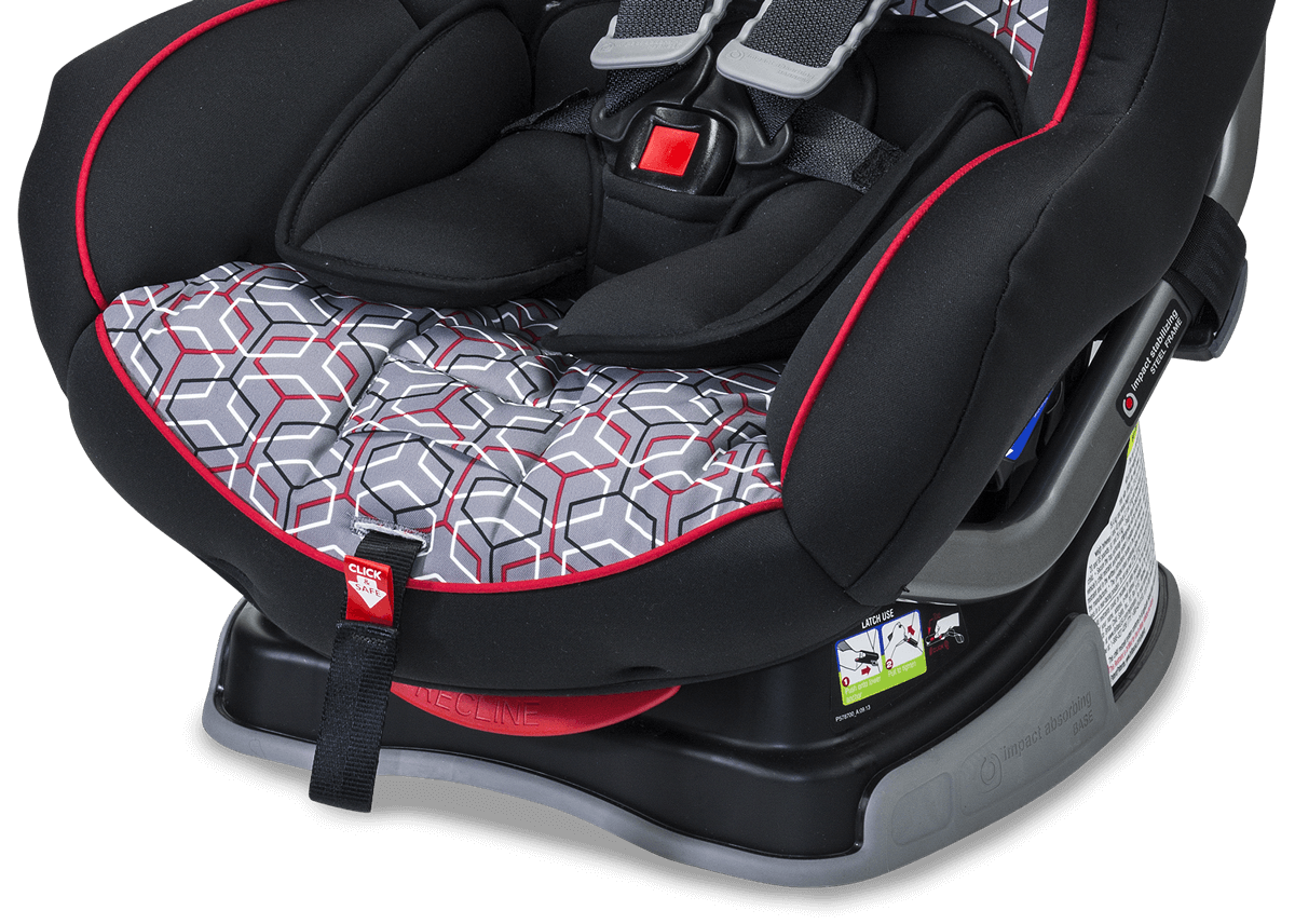 Chest clip britax. Boulevard g convertible car
