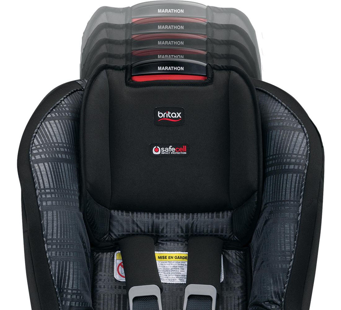 Chest clip britax. Marathon g convertible car