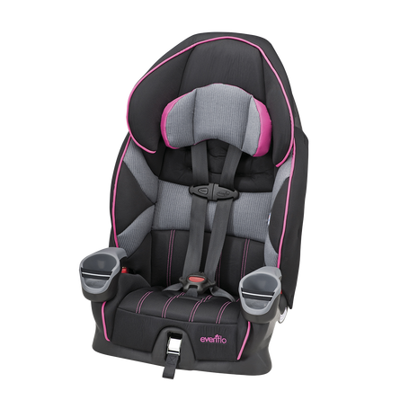 Chest clip infant seat. Maestro harnessed booster car