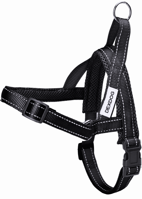 Chest harness tie