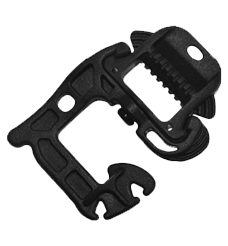 Clip connector hook. Hooks duraflex usa mission