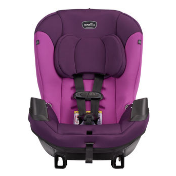 Chest clip safety. Sonus convertible car seat