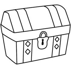 Chest clipart. Panda free images