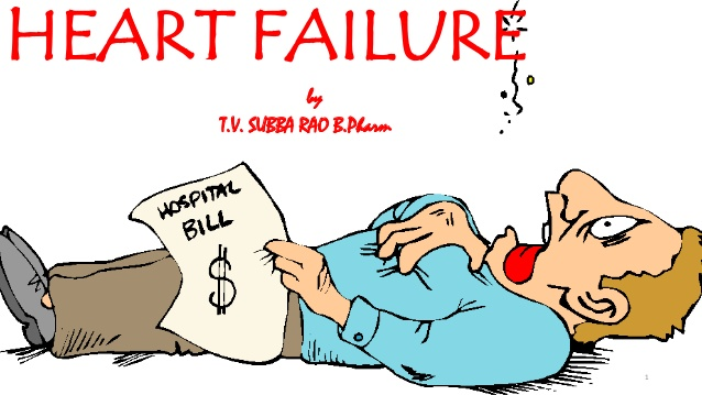 SUBBU HEART FAILURE