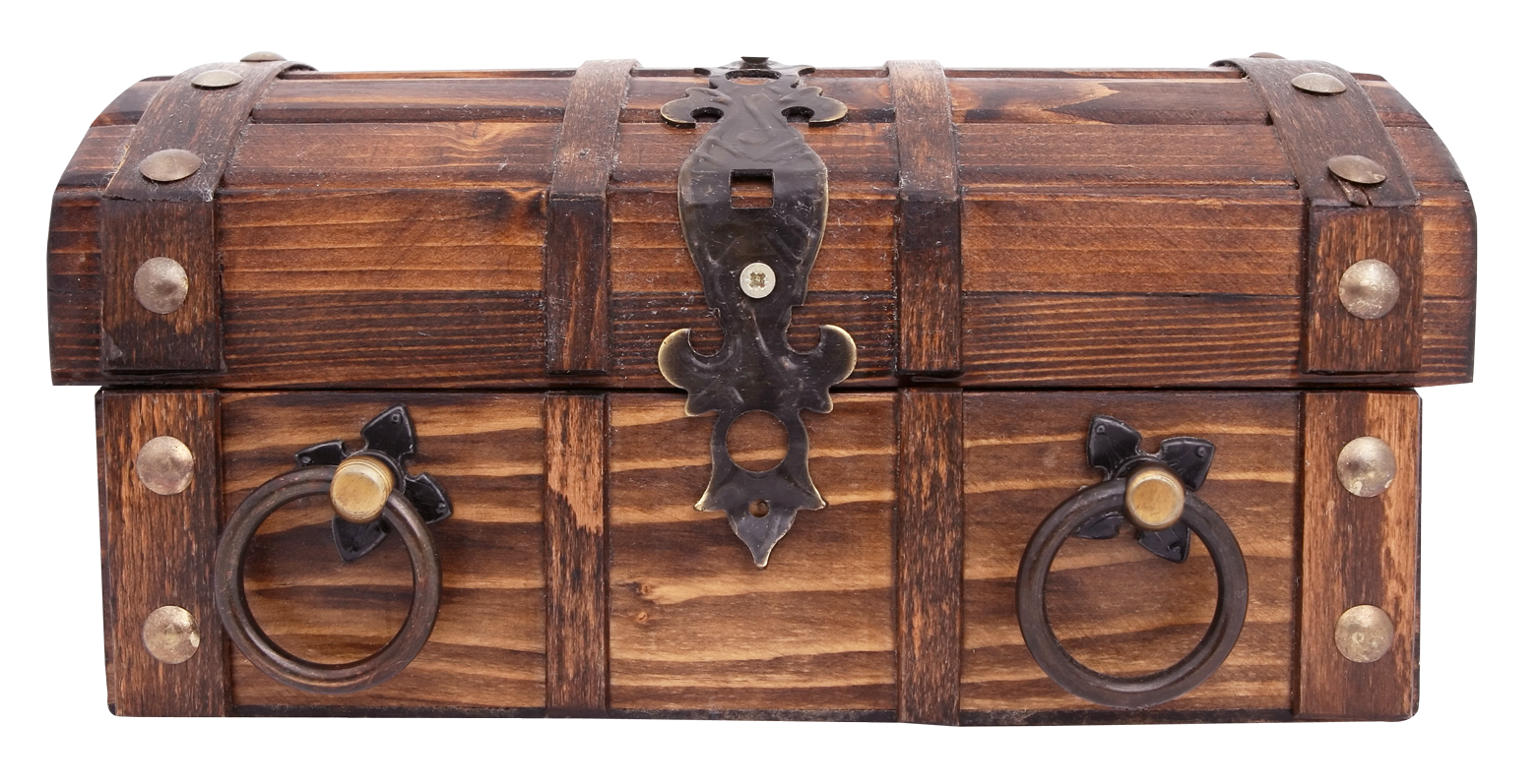 wooden chest png