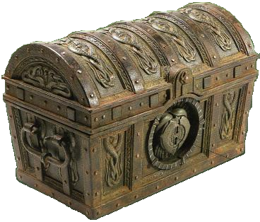 Chest png. Treasure