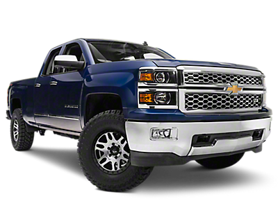 Chevrolet vector lifted truck. Silverado throttle enhancement americantrucks