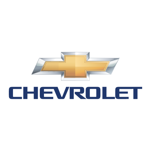 Chevrolet vector silhouette. Download logo eps ai