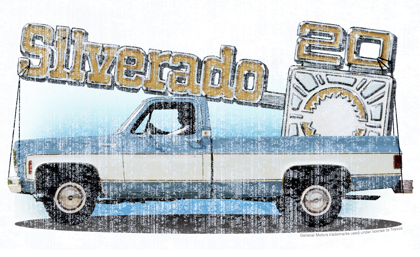 Silverado drawing mini truck. Sketch at paintingvalley com