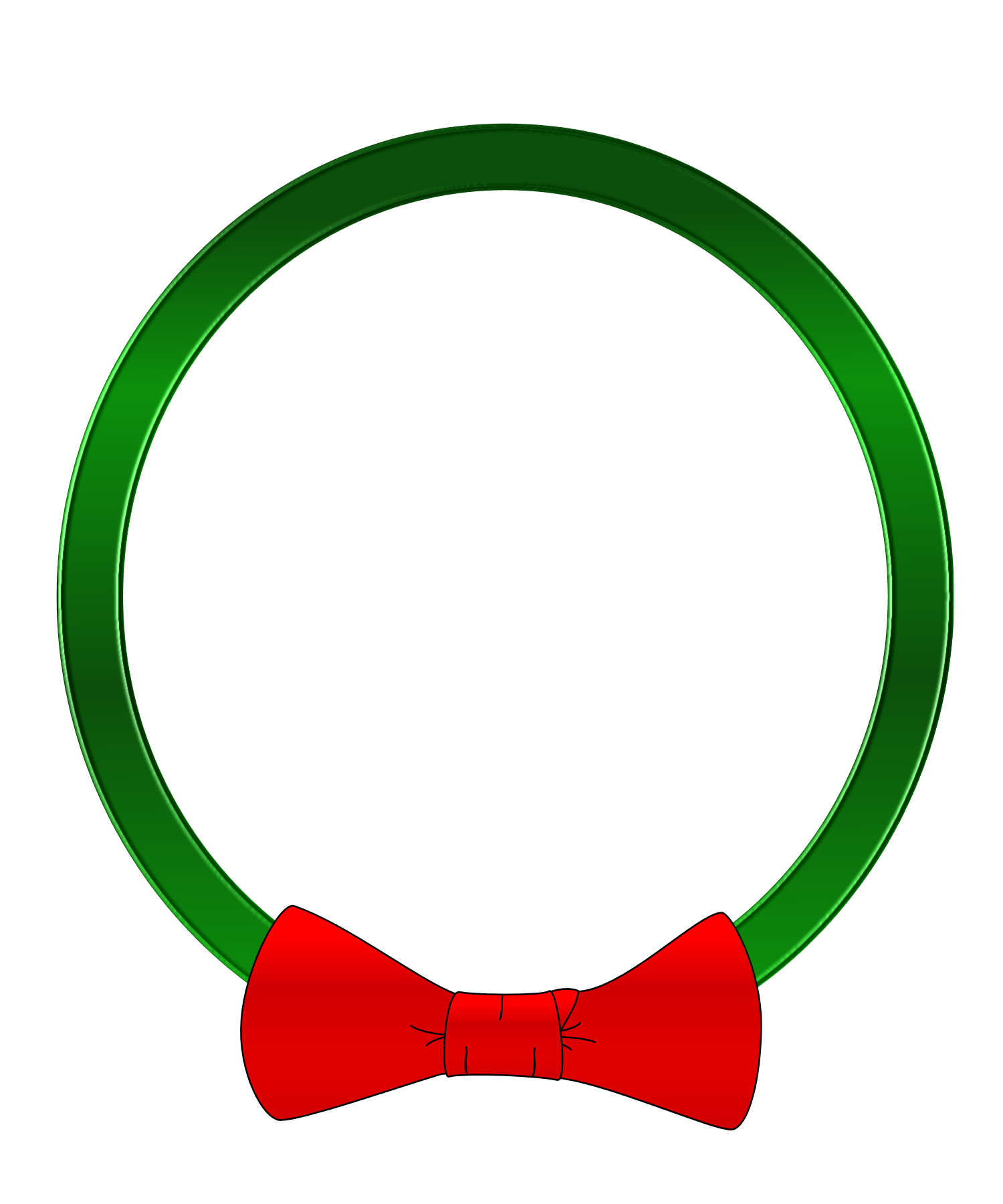 Circle clipart banner. Free christmas cliparts download
