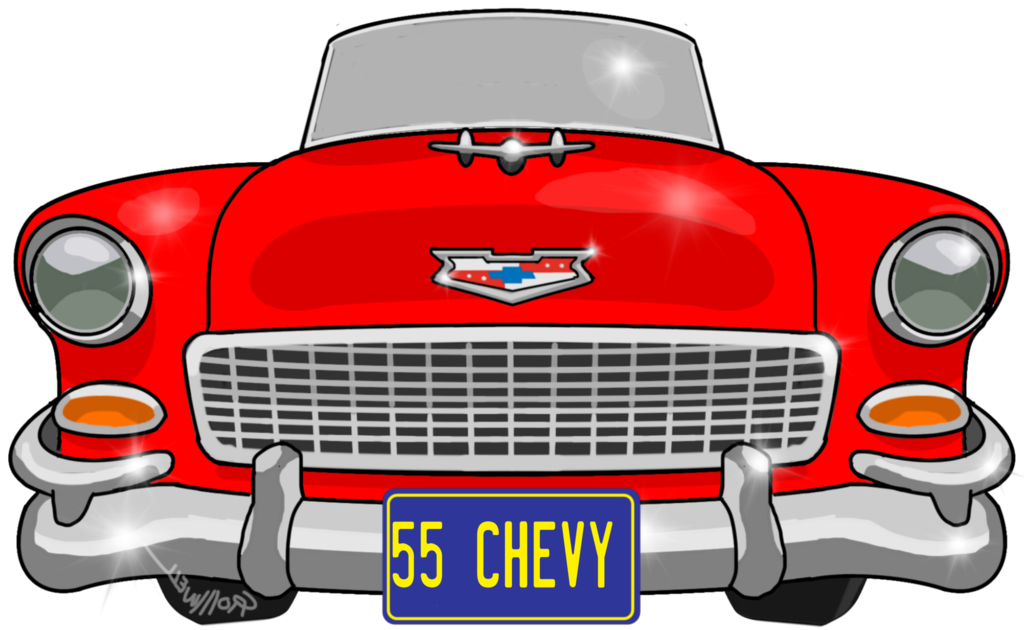 chevy bel air png