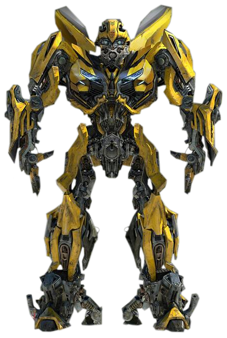 Transformers clip poster hd. Bumblebee tlk concept by