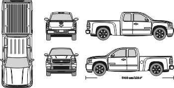 Chevy drawing clipart. Collection of free dodging