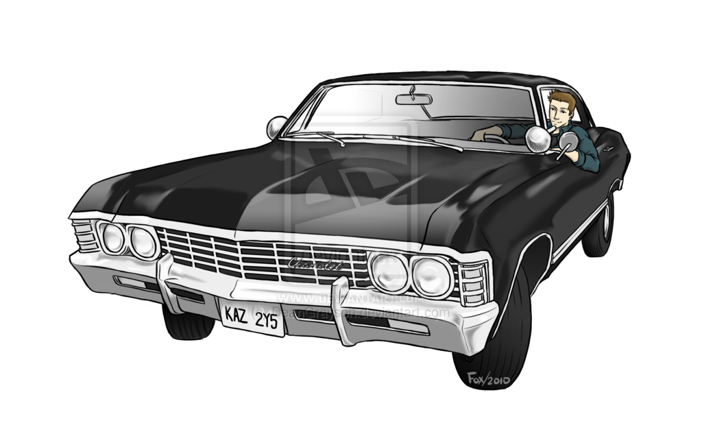 Chevy drawing deviantart. From it s supernatural