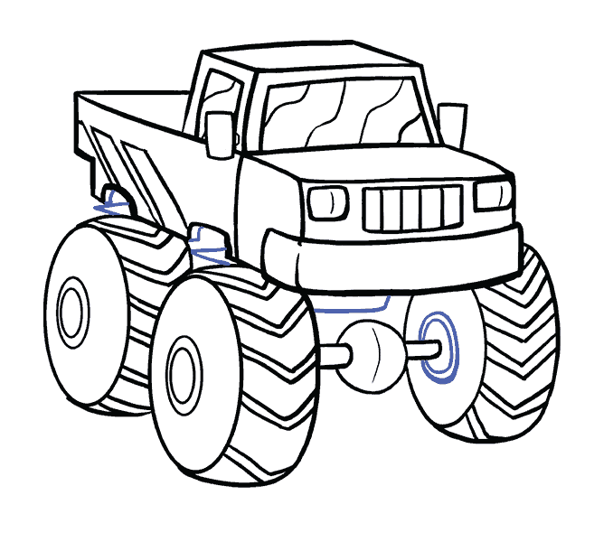 Silverado Drawing Bagged Transparent Clipart Free Download