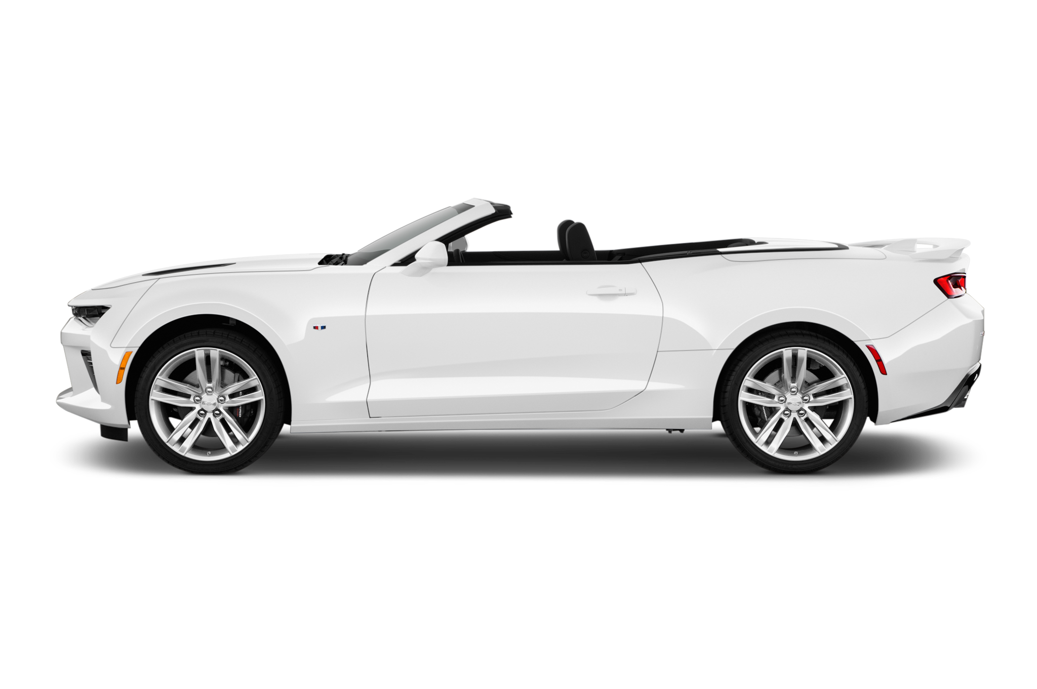 Chevy drawing side view. First drive chevrolet camaro