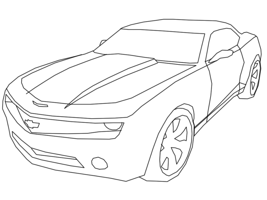 Silverado Drawing Chevy Transparent Clipart Free Download