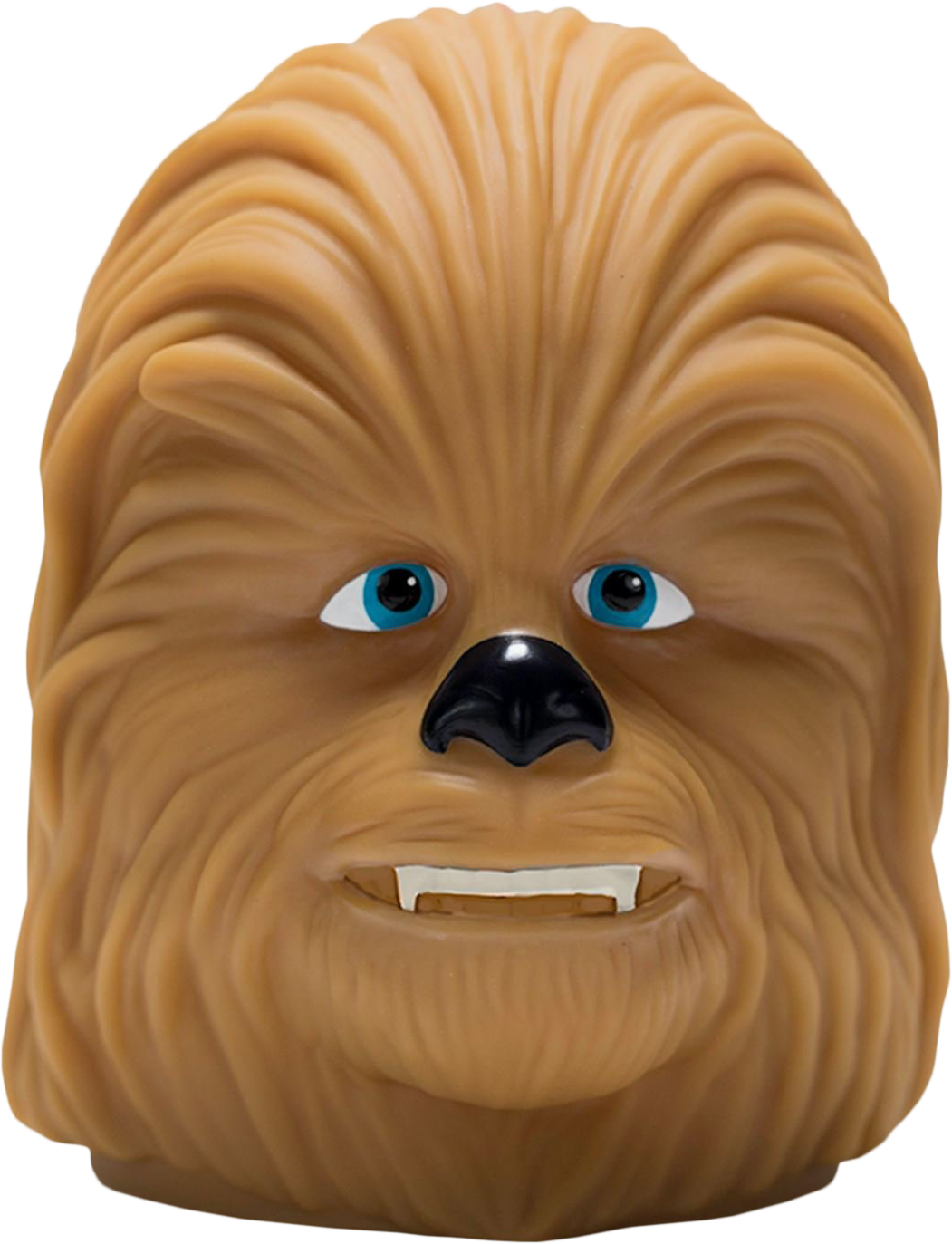 Chewbacca head png. Star wars colour changing