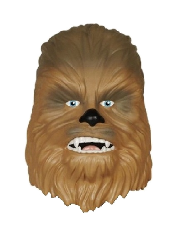 Chewbacca head png. Star wars character shooter