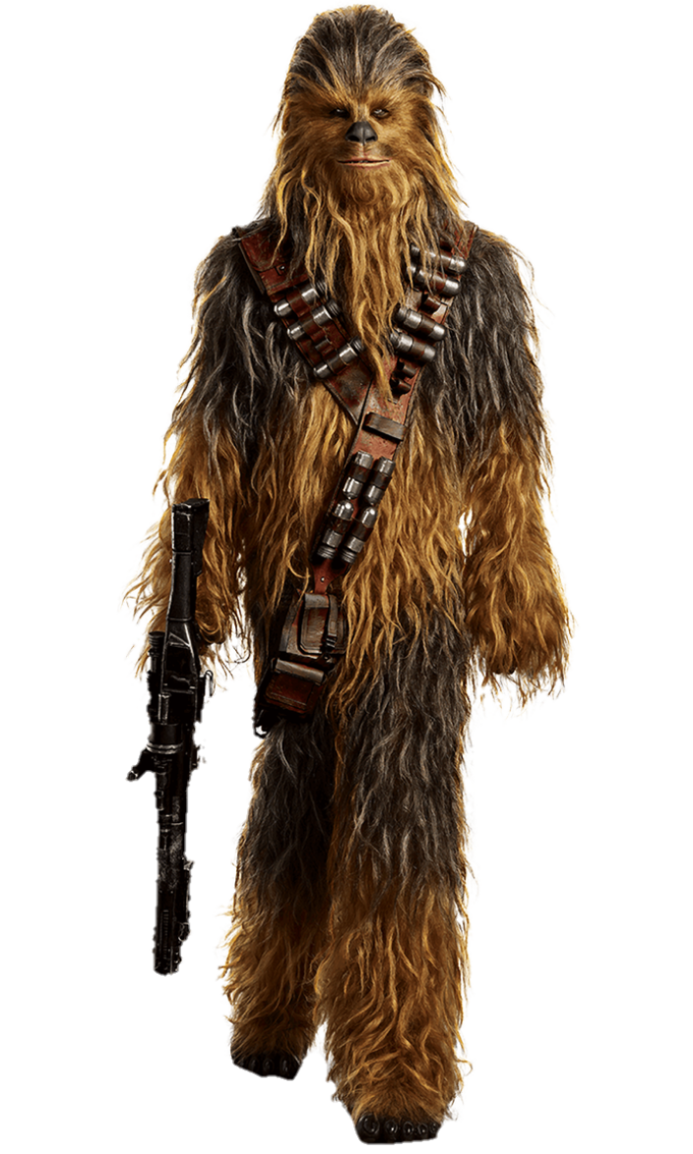 Chewbacca png. Solo a star wars