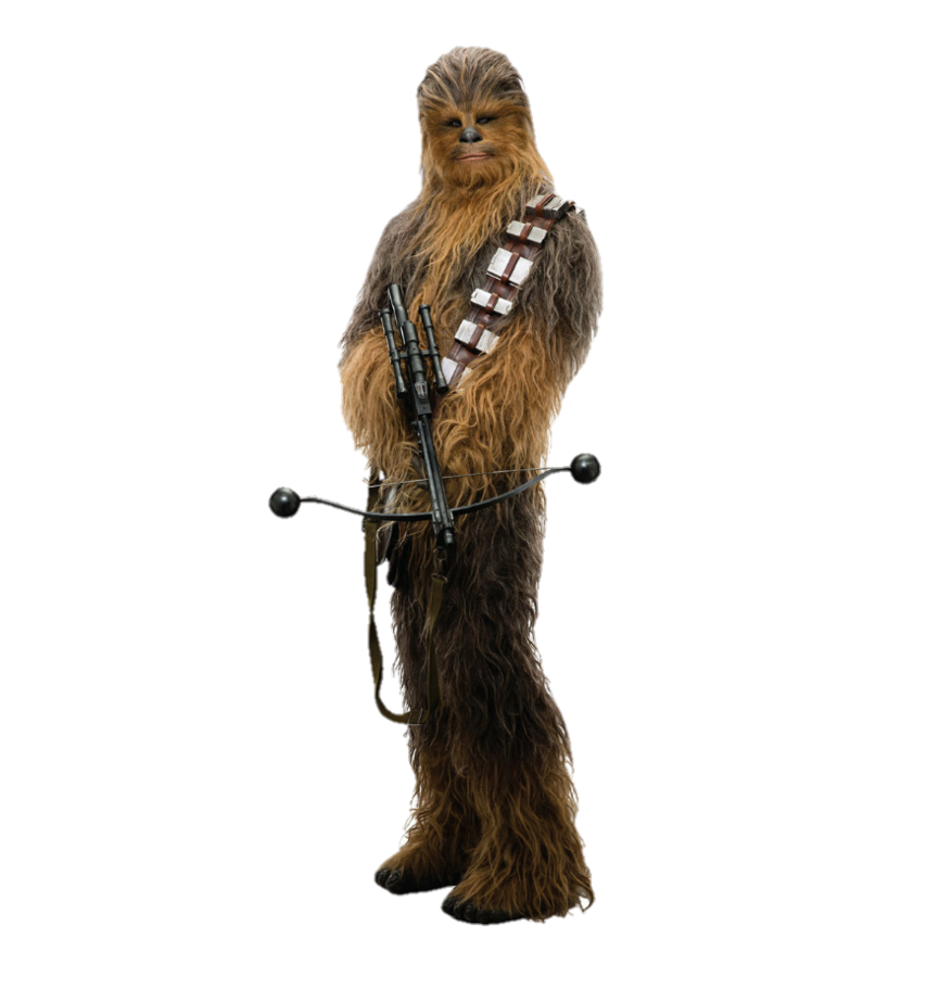 Chewbacca png. Star wars the last