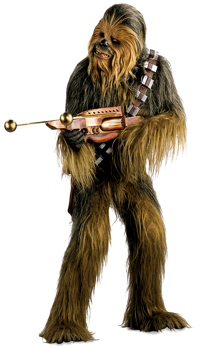 star wars chewbacca png