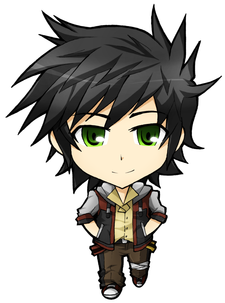 Chibi boy png. Images for cute anime