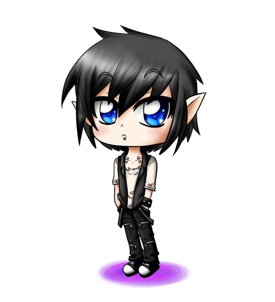 Chibi anime boy png. Images pictures becuo pinterest