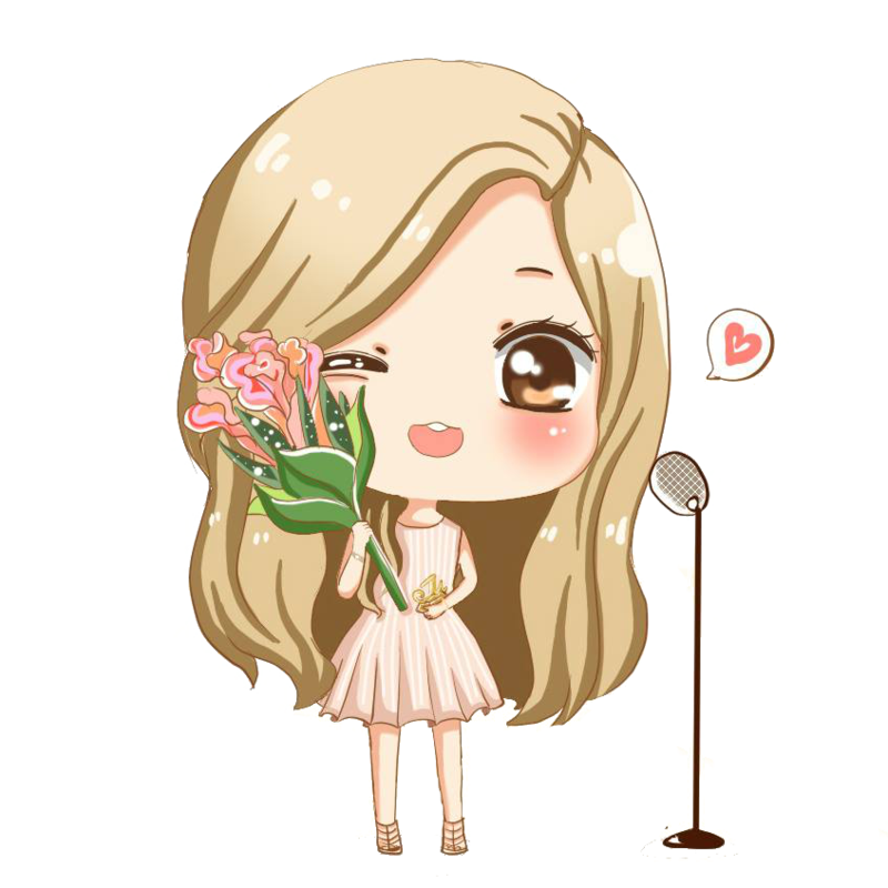 Chibi girl png. Girls generation jessica by