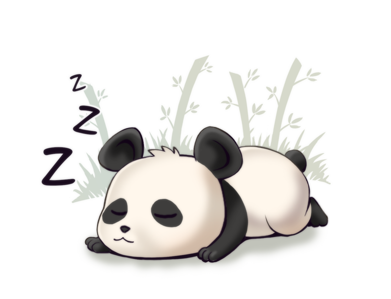 Chibi panda png. By kriniere on deviantart